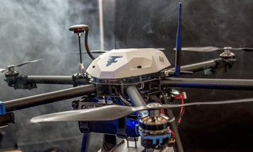Blood Delivery Drones Will Be Tested At Sea
