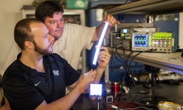 New Lighting Could Replace Fluorescents, CFLs, and LEDs As The Light Source Of The Future