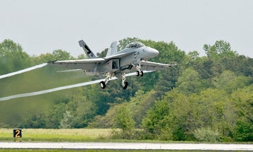 New Stealth Nano-Paint Turns Any Aircraft Into a Radar-Evading Stealth Plane