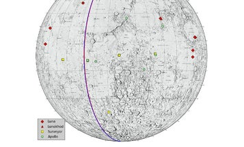 Why NASA's Moon Twins Are Crashing At The Lunar North Pole Later Today