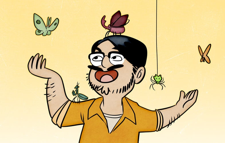 Two Comics that Teach You About the Wide World of Bugs