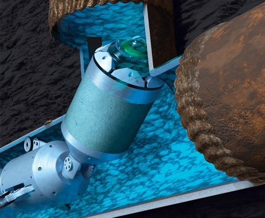 Pigging the Unpiggable: Robots Keep Gas Lines From Blowing Up