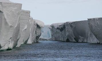 Massive Summer Losses for Arctic Shelves