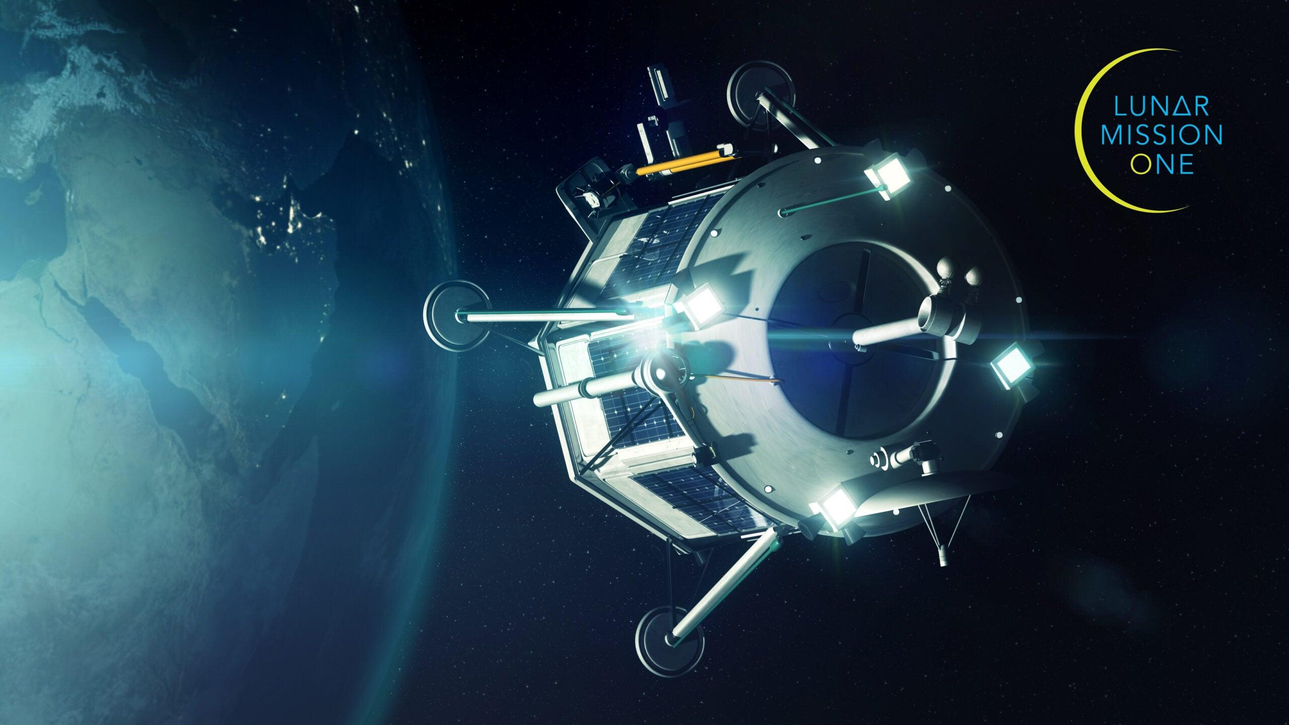 Lunar Mission Kickstarter Campaign Meets Its Funding Target