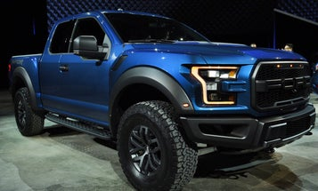 2015 Detroit Auto Show: Ford Unleashes Hell's Fury, Times Three