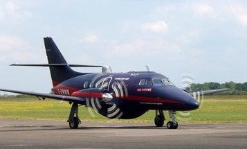 Robot Plane Flies Humans 500 Miles