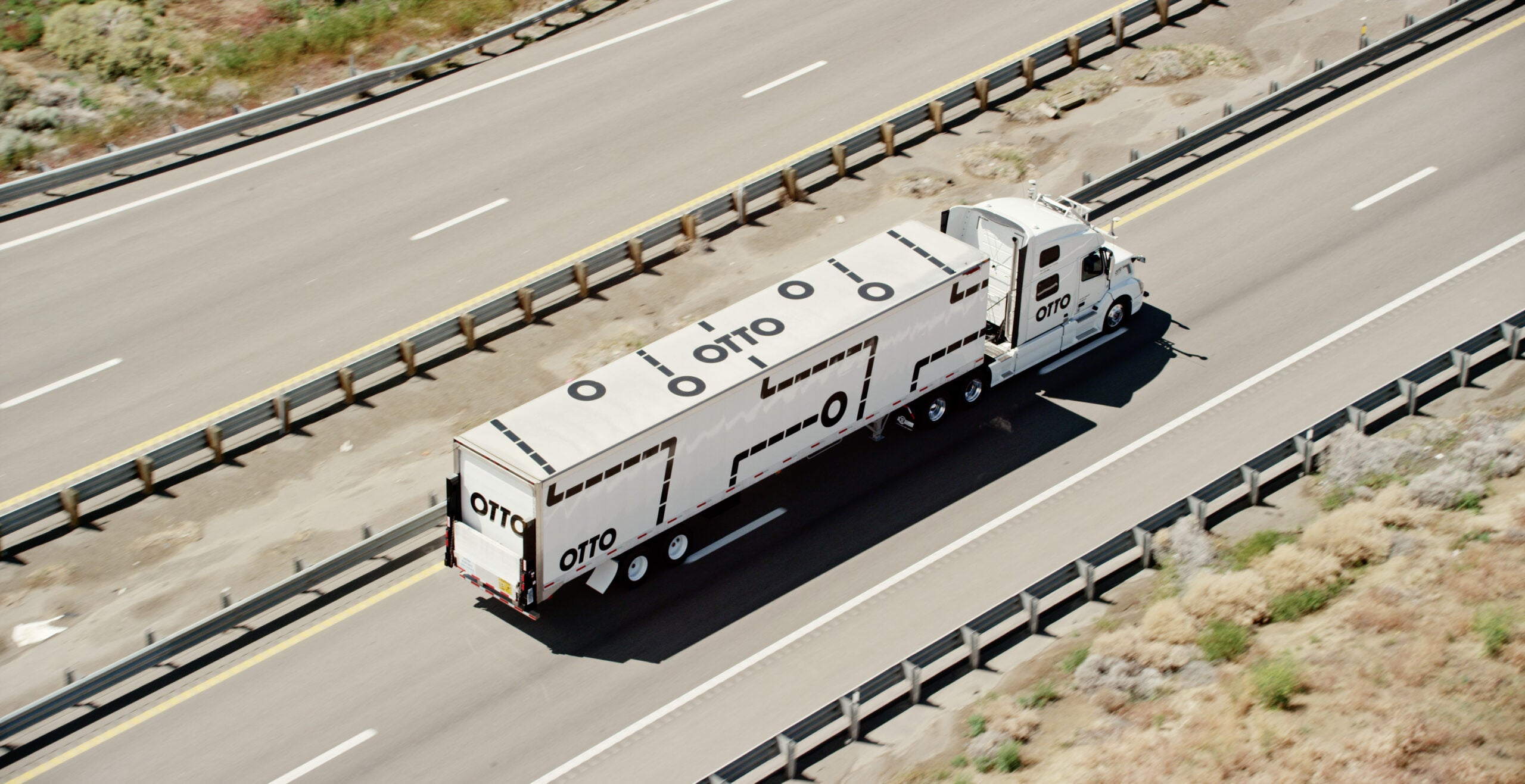 Uber Freight goes after the trucking business