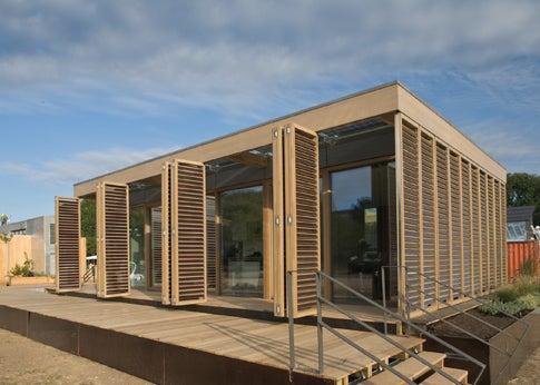 Darmstadt Solar House