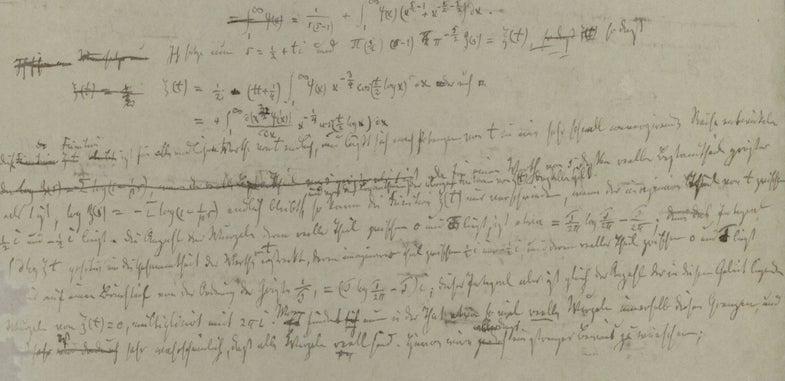 A British mathematician thinks he's cracked a secret worth a million bucks