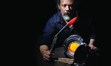 How I Used a Paint Can to Forge a Rugged Knife [Video]