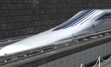 Japan Company To Give Maglev Tech To U.S. For Free