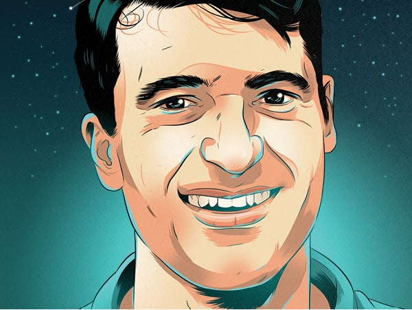 Brilliant 10: David Kipping Hunts for Moons Around Exoplanets