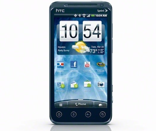 HTC's Evo 3D Brings Glasses-Free 3-D to a Superfast Android Smartphone