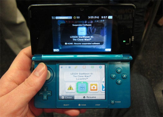 Nintendo 3DS Review: Welcome to the Third Dimension