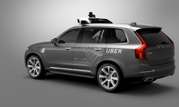 Uber's Self-Driving Car Fleet Will Hit The Road This Summer