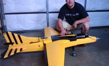 A DIY UAV That Hacks Wi-Fi Networks, Cracks Passwords, and Poses as a Cell Phone Tower