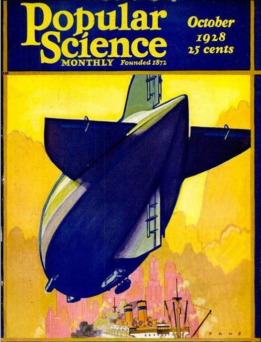 Archive Gallery: Revisiting the Golden Age of Zeppelins