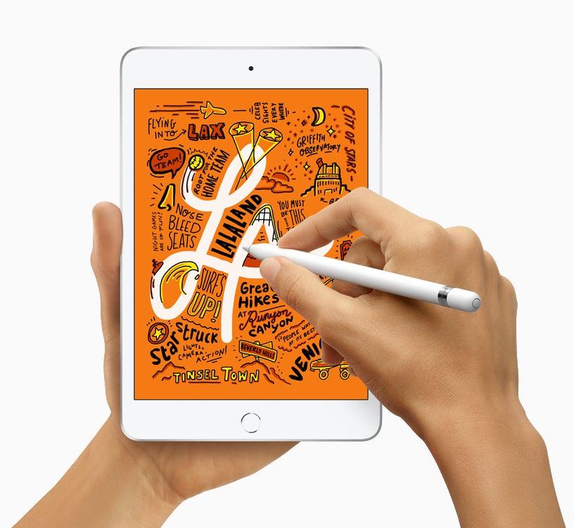 iPad Mini update