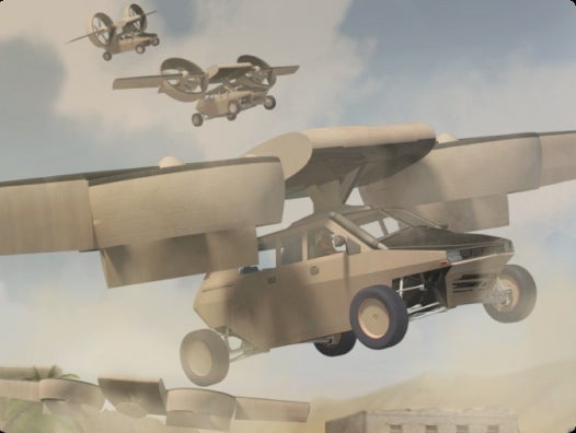 DARPA's 'Flying Humvee' Is Moving Ahead, Ready For Prototype