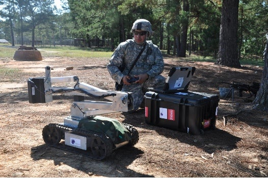 To Create the Perfect Machine, Soldiers Build a Robot Out of Robots
