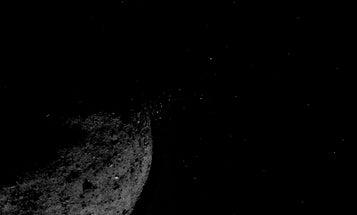 Megapixels: Asteroid Bennu is …exploding?
