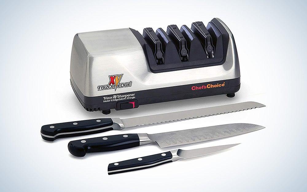 Professional-grade electricsharpening tool