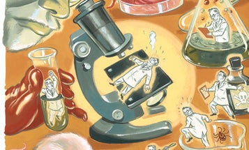 Five Years of the Worst Jobs in Science
