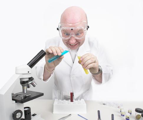 """""""scientist"""