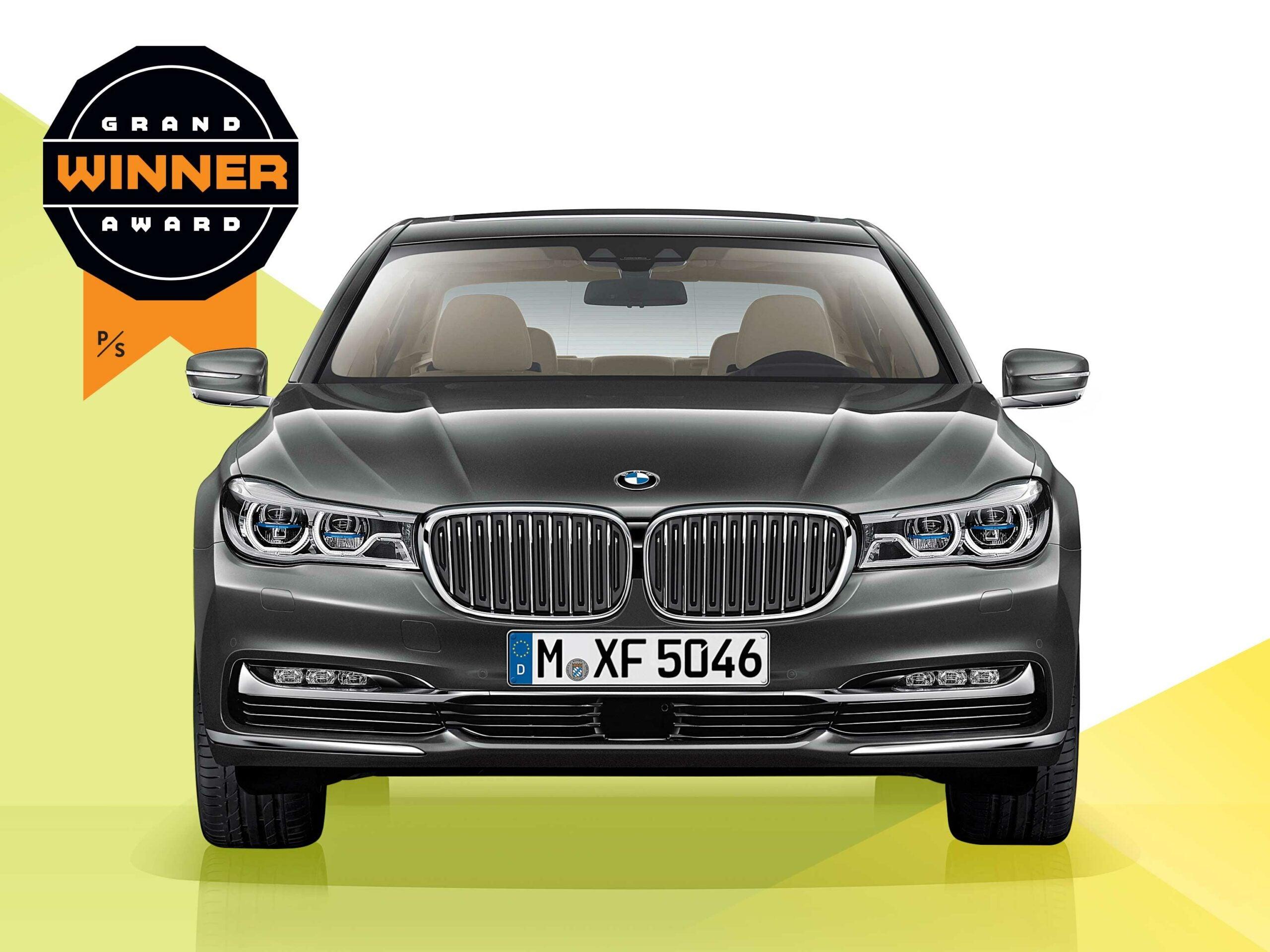 BMW 2016 7 Series