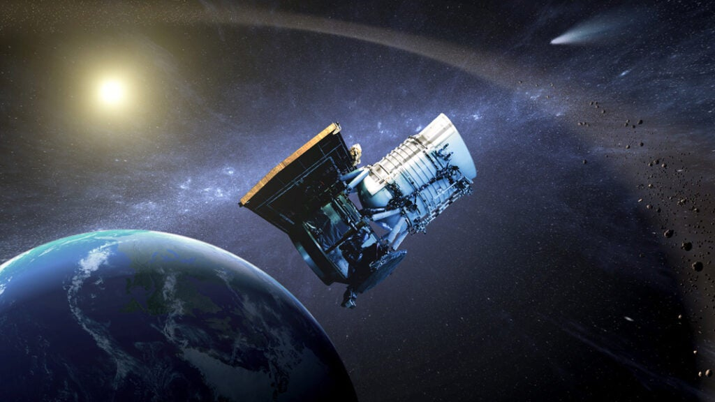 """""""NEOWISE"""