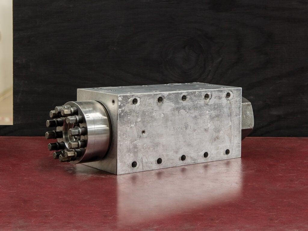 sensor-laden box