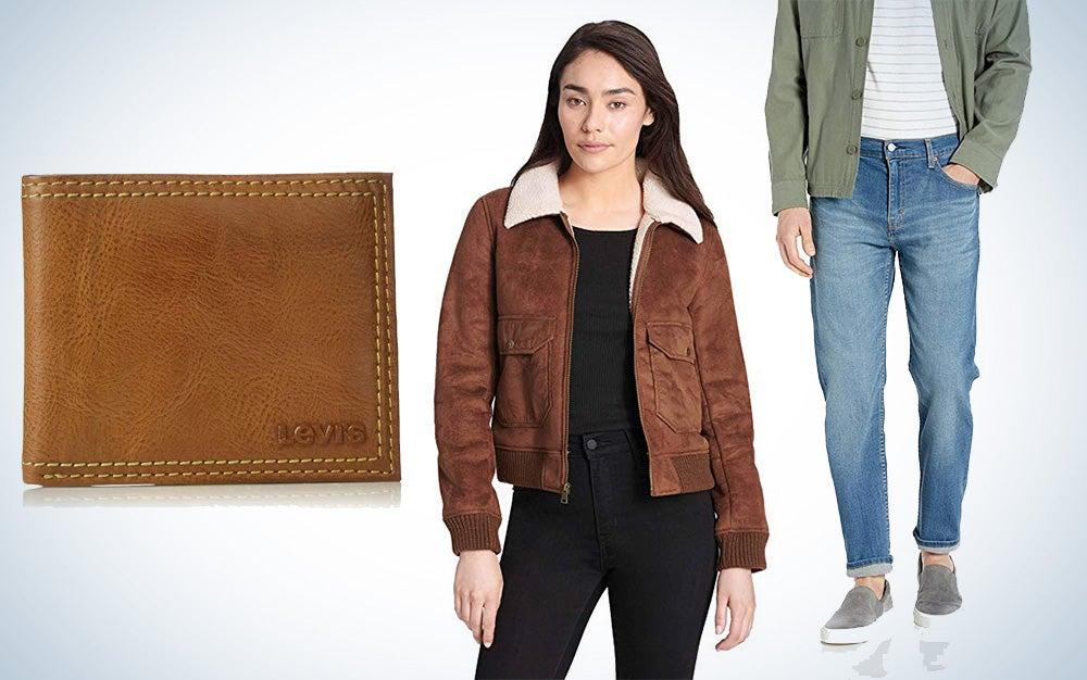 Levi's clothing sale