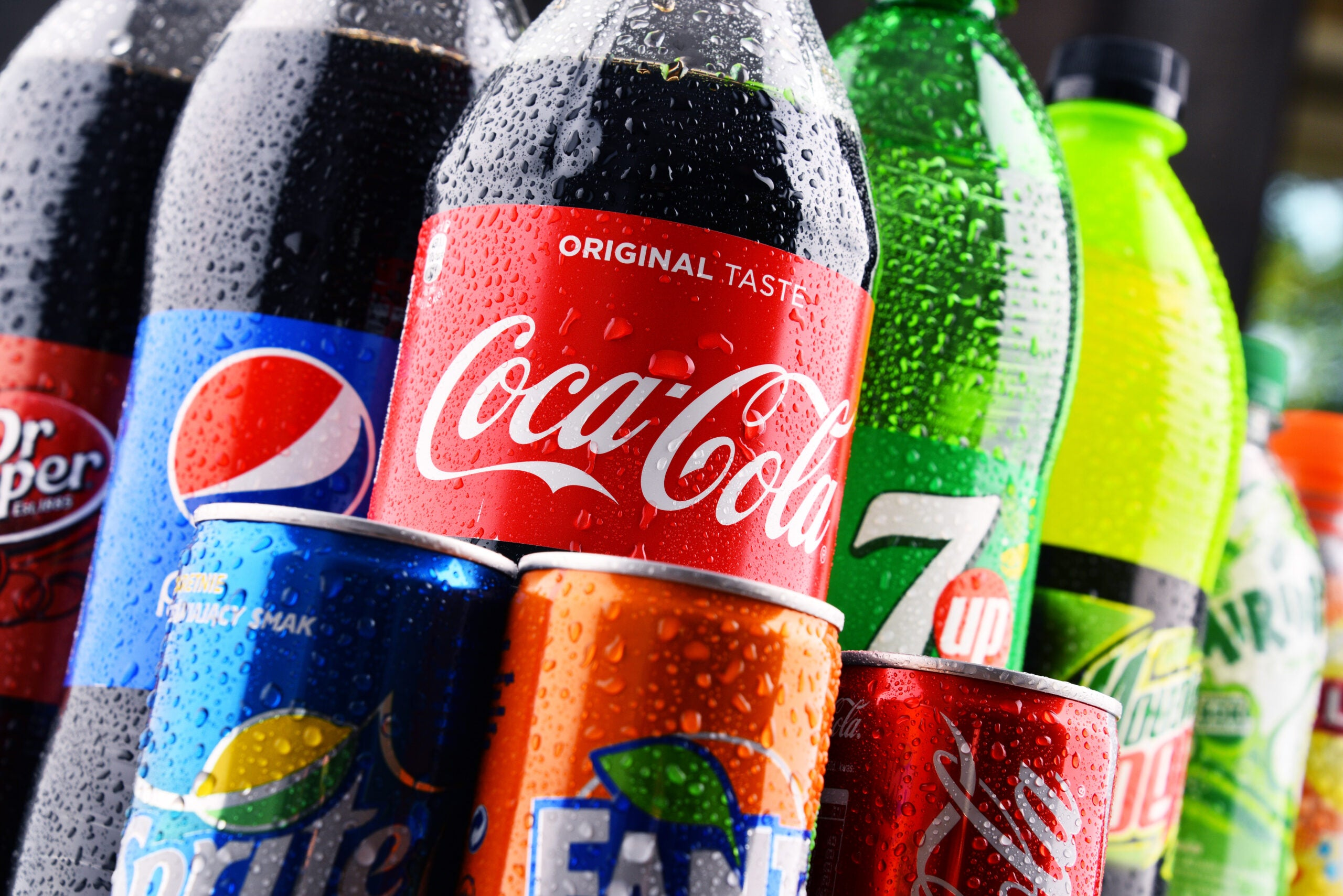 Taxing soda would help make kids healthier