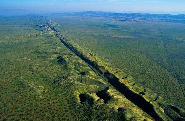 Extreme Science: The San Andreas Fault