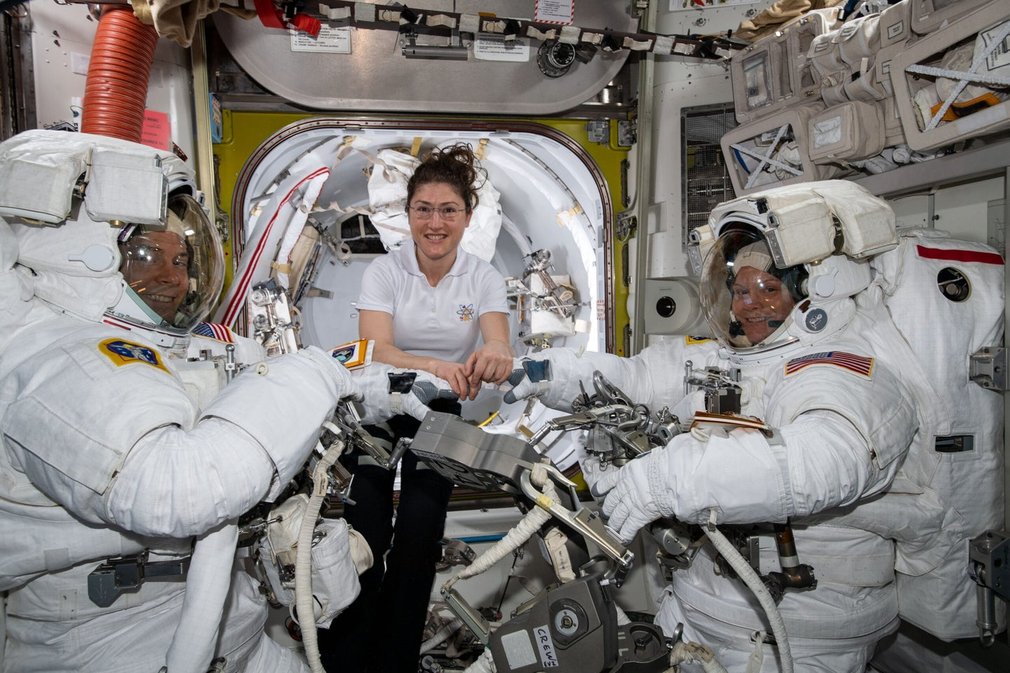Here's why NASA really canceled its first all-women spacewalk