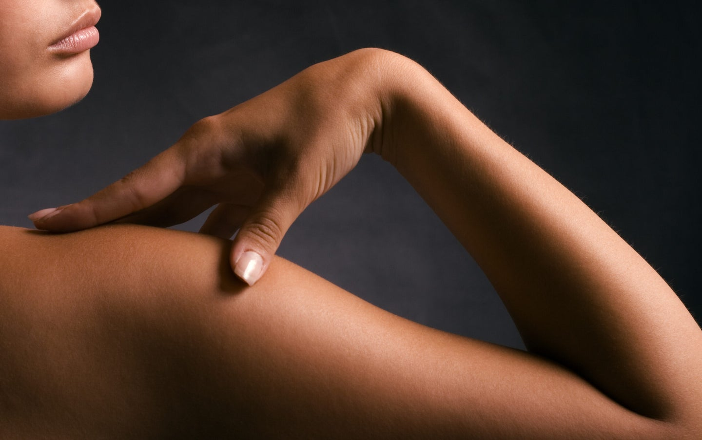 Your skin's melanin can conduct electricity