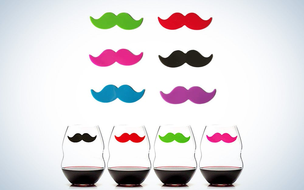 Silicon mustaches