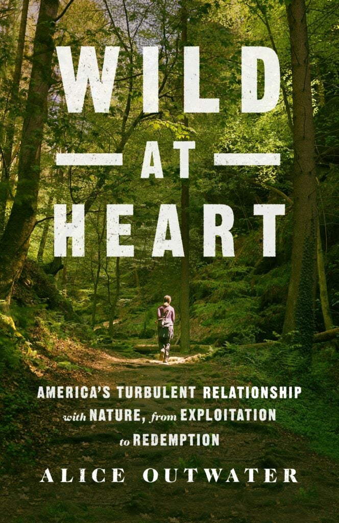 Wild at Heart Alice Outwater book excerpt bat guano
