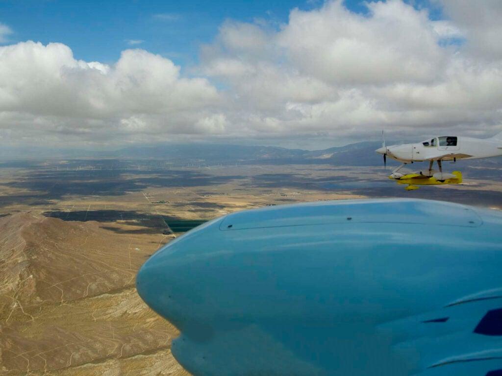 Mojave Air