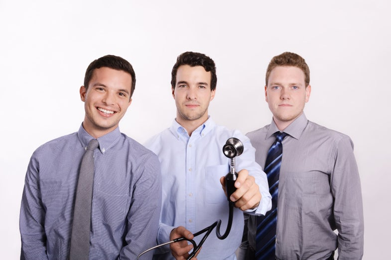 Connor Landgraf on the modern stethoscope