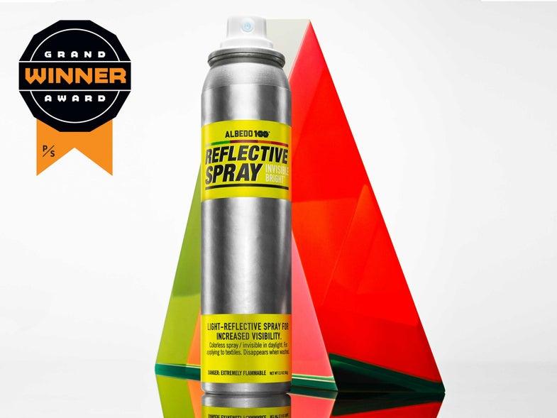 Albedo100 Light-Reflective Spray