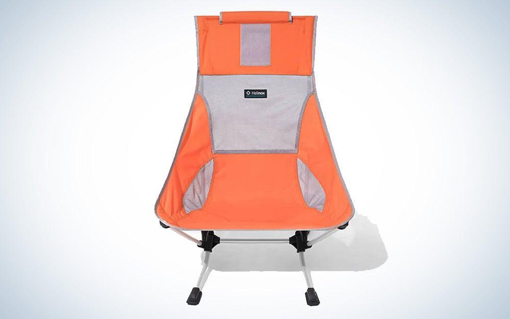 Helinox beach chair