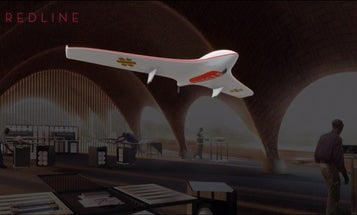 Forget Amazon, Redline Is A Drone Delivery Concept For All Of Africa