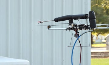 Appelix Is An Exciting Drone For A Boring Job