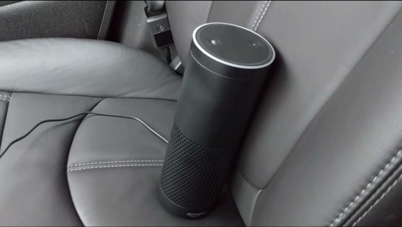 Hacker Makes His Amazon Echo A Car Starter