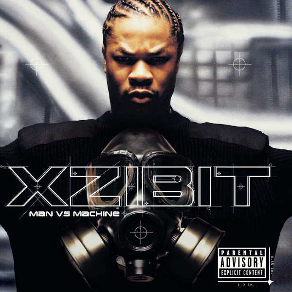 Xzibit's album 'Man vs. Machine'