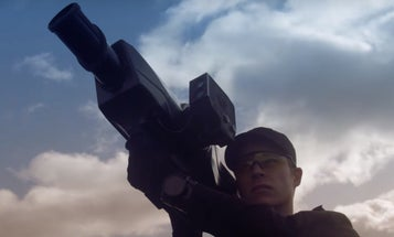 SkyWall Is A New Anti-Drone Net Bazooka For Police