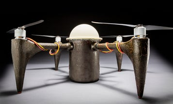 This 3D Printed Drone Can Wait Underwater And Launch From The Sea