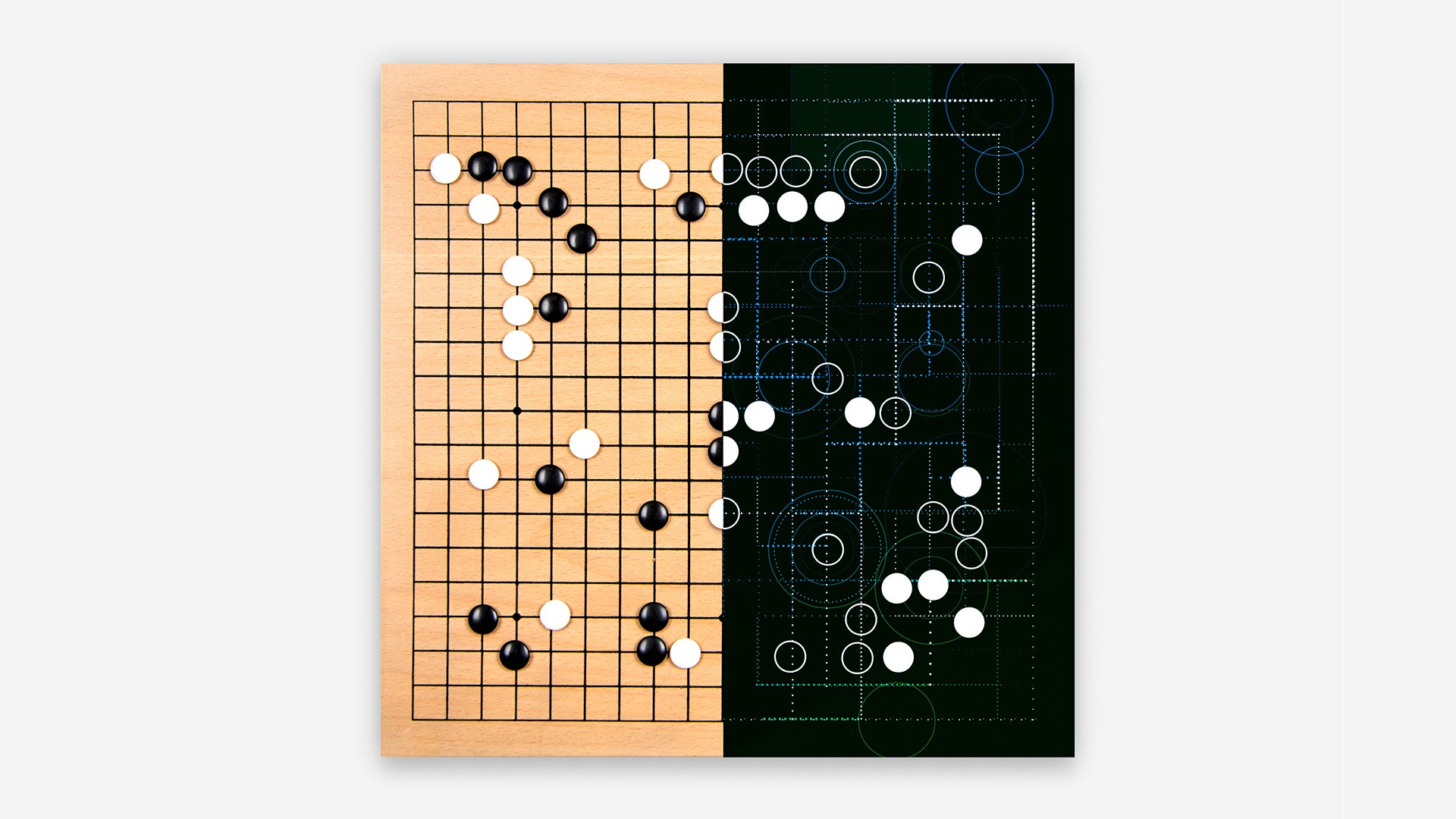 Tonight, Watch Man Battle A.I. In An Ancient Chinese Board Game