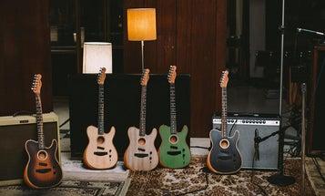 The best lightweight setup for a traveling guitarist